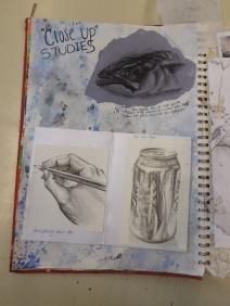 Close up studies
