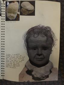 Child bust