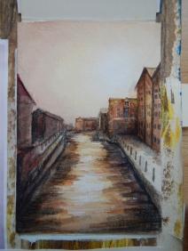 Gloucester Watercolour