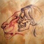 Anatomical Zoomorphism study
