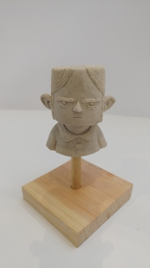 Animation character maquette (2017)
