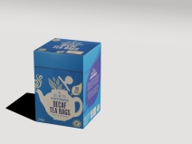 Tea Box (Solidworks)