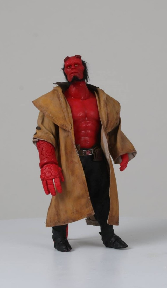 Hellboy Action figure